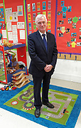 London, United Kingdom - 7 March 2018<br /> EQUINOX PICTURE EXCLUSIVE - Labour Party Shadow Chancellor John McDonnell and Shadow Communities Secretary Andrew Gwynne visiting the Liz Atkinson Children's Centre, Lambeth, London, England, UK, They were visiting the centre to highlight Conservative austerity cuts to children's centres. Europe.www.newspics.com/#!/contact<br /> (photo by: EQUINOXFEATURES.COM)<br /> Picture Data:<br /> Photographer: Equinox Features<br /> Copyright: &copy;2018 Equinox Licensing Ltd. +448700 780000<br /> Contact: Equinox Features<br /> Date Taken: 20180307<br /> Time Taken: 12030948