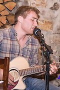 Celtic Stac Collective performing at The Waterside Bistro in Haddington, East Lothian