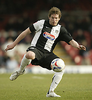 Photo: Aidan Ellis.<br /> Grimsby Town v Swindon Town. Coca Cola League 2. 17/03/2007.<br /> Grimsby's