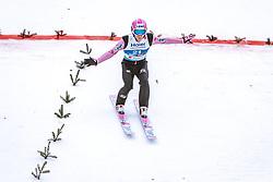 22.02.2019, Bergiselschanze, Innsbruck, AUT, FIS Weltmeisterschaften Ski Nordisch, Seefeld 2019, Skisprung, Herren, im Bild Tomas Vancura (CZE) // Tomas Vancura of Czech Republic during the men's Skijumping of FIS Nordic Ski World Championships 2019. Bergiselschanze in Innsbruck, Austria on 2019/02/22. EXPA Pictures © 2019, PhotoCredit: EXPA/ Dominik Angerer