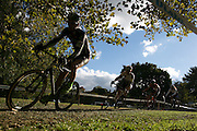 Ellison Park hosted the Ellison Park Cyclocross Festival in Rochester on Saturday, October 11, 2014.