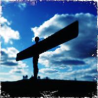 Angel of the North, Gateshead, Tyne & Wear