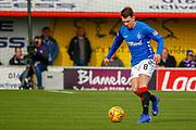 Rangers 1st goal scorer Ryan Jack during the Ladbrokes Scottish Premiership match between Hamilton Academical FC and Rangers at The Hope CBD Stadium, Hamilton, Scotland on 24 February 2019.