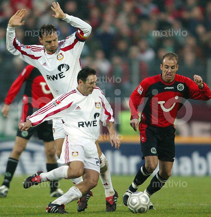 Hannover 96 Jaime Sanchez Fernandez Foto