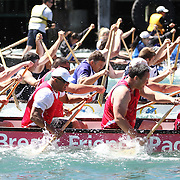 Dragon Boat Harbour Fun Day 2013