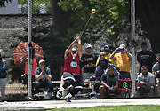 Amani Brown (1664) of Washington State places 20th in the hammer throw at 205-6 (62.64m) during the NCAA West Track & Field Preliminary, Thursday, May 23, 2019, in Sacramento, Calif.