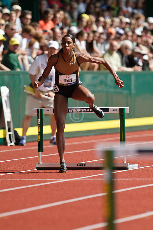 2012 USA Track & Field Olympic Trials: Lashinda Demus, 400 hurdles