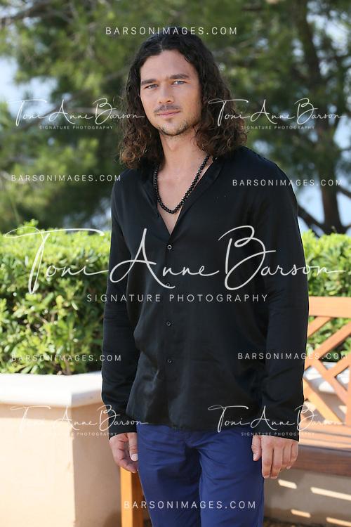 """MONTE-CARLO, MONACO - JUNE 10:  Luke Arnold attends """"Black Sails"""" Photocall at the Monte Carlo Bay Hotel on June 10, 2014 in Monte-Carlo, Monaco.  (Photo by Tony Barson/FilmMagic)"""