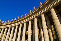Italia - Roma - Cidade do Vaticano - Foto: Gabriel Lordello/ Mosaico Imagem