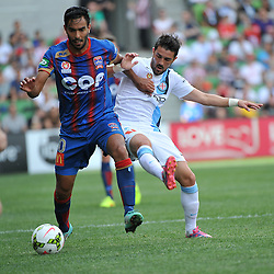 Melbourne City v Newcastle Jets | Hyundai A League |
