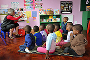 The pre-school was started in 2006. The children learn the alphabet, some basic numeracy and fine motor skills.<br /> [For more information about the centre visit www.sandraleecentre.org]