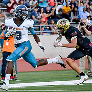 Pebble Hills vs El Dorado, SISD Student Activities Complex, El Paso Texas , August 30, 2018, Andres Acosta | El Paso Herald-Post