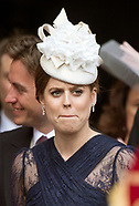 Princess Beatrice's Ankle Injury