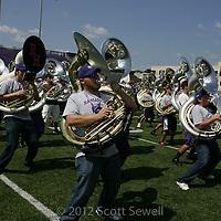 KSUMB - Tuba Day (01SEP12)
