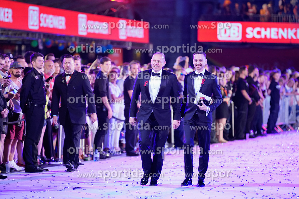 08.06.2019, Rathaus, Wien, AUT, Life Ball, im Bild Gery Keszler // during the Life Ball at the Rathaus in Wien, Austria on 2019/06/08. EXPA Pictures © 2019, PhotoCredit: EXPA/ Florian Schroetter
