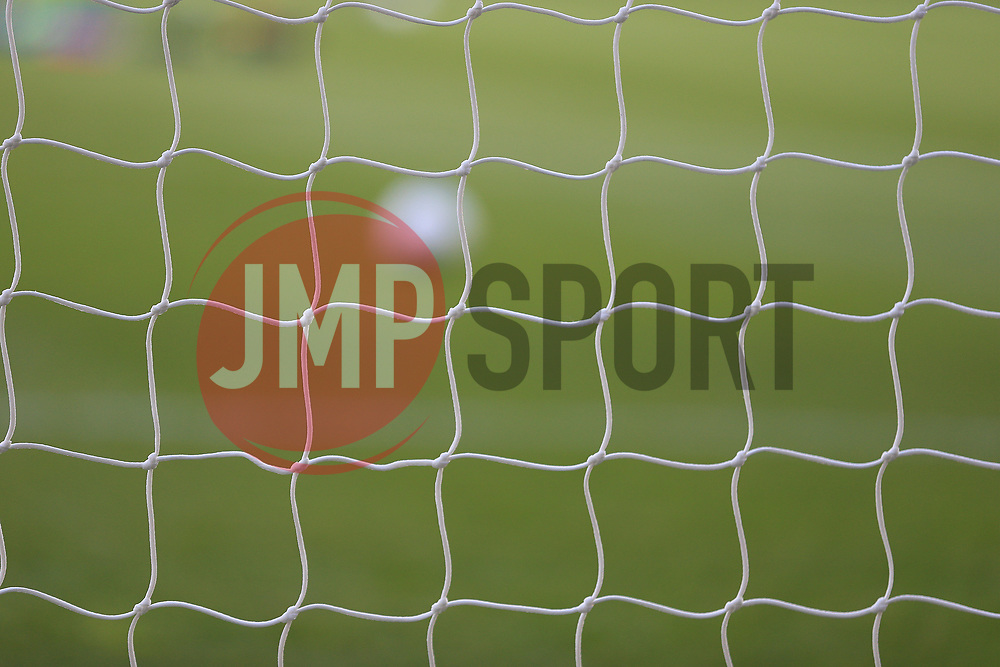 A detail shot of the Birmingham City nets - Mandatory by-line: Paul Roberts/JMP - 15/08/2017 - FOOTBALL - St Andrew's Stadium - Birmingham, England - Birmingham City v Bolton Wanderers - Sky Bet Championship