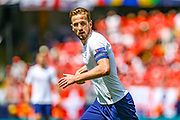 England forward Harry Kane (Tottenham) during the UEFA Nations League 3rd place play-off match between Switzerland and England at Estadio D. Afonso Henriques, Guimaraes, Portugal on 9 June 2019.