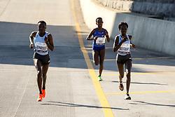 Joyciline Jepkosgei, Mary Keitany<br /> TCS New York City Marathon 2019