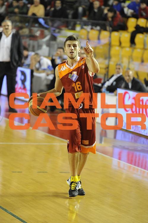 DESCRIZIONE : Roma Lega A 2011-12 Acea Roma Banco di Sardegna Sassari<br /> GIOCATORE : Nemanja Gordic<br /> CATEGORIA : palleggio<br /> SQUADRA : Acea Roma<br /> EVENTO : Campionato Lega A 2011-2012<br /> GARA : Acea Roma Banco di Sardegna Sassari<br /> DATA : 07/03/2012<br /> SPORT : Pallacanestro<br /> AUTORE : Agenzia Ciamillo-Castoria/GiulioCiamillo<br /> Galleria : Lega Basket A 2011-2012<br /> Fotonotizia : Roma Lega A 2011-12 Acea Roma Banco di Sardegna Sassari<br /> Predefinita :