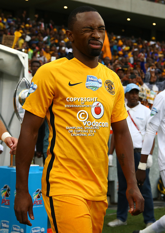 Bernard Parker of Kaizer Chiefs during the Telkom Knockout quarterfinal  match between Kaizer Chiefs and Free State Stars at the Moses Mabhida Stadium , Durban, South Africa.6 November 2016 - (Photo by Steve Haag Kaizer Chiefs)