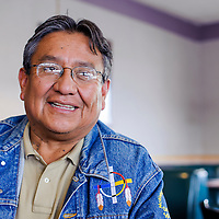 041814       Cable Hoover<br /> <br /> Retired McKinley County Chief Investigator Albert Benally is now working at Ramah Navajo Police and is running for McKinley County Sheriff.