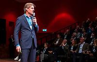 BUSSUM -  Lodewijk Klootwijk (NVG)   Nationaal Golf Congres & Beurs. COPYRIGHT KOEN SUYK