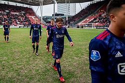 28-01-2018 NED: FC Utrecht - AFC Ajax, Utrecht<br /> Lasse Schone #20 of Ajax