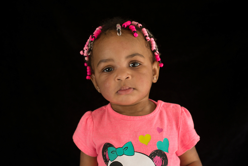 Jayda - infant model for Autism Connection of PA