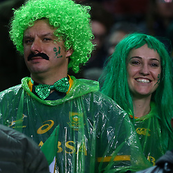 General views of fans during the 2018 Castle Lager Incoming Series 3rd Test match between South Africa and England at Newlands Rugby Stadium,Cape Town,South Africa. 23,06,2018 Photo by (Steve Haag JMP)
