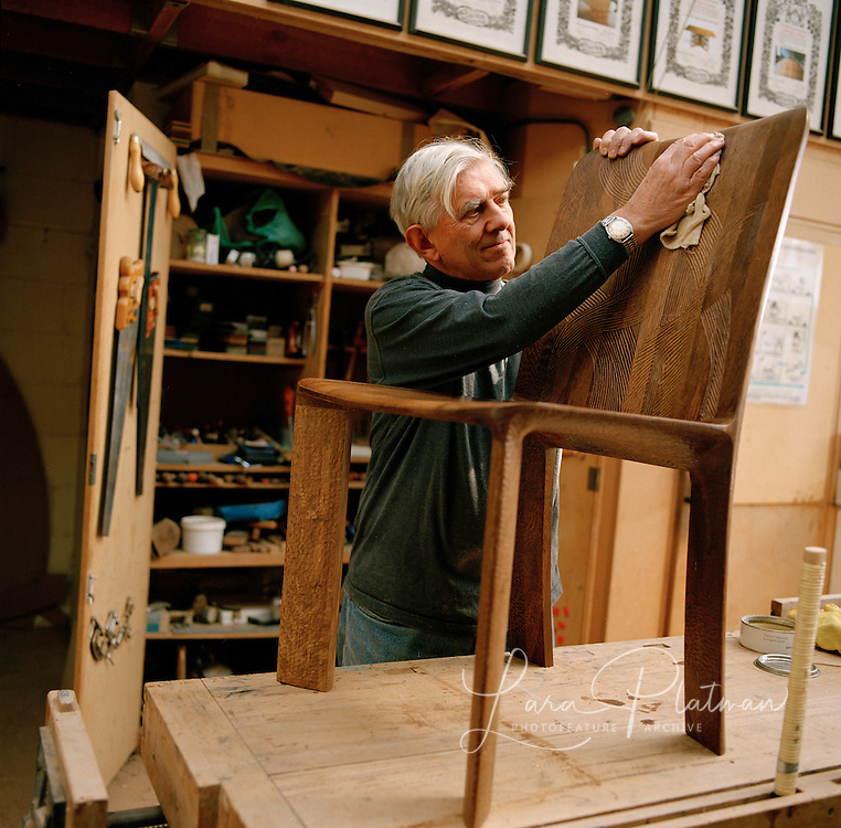 Furniture designer and maker, Art Workers Guild 125 Years