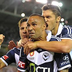 Melbourne Victory v Western Sydney Wanderers | Hyundai A- League | 10 October 2014