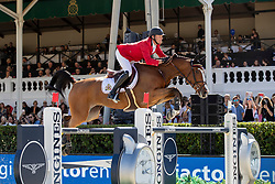 Bruynseels Niels, BEL, Gancia de Muze<br /> Longines FEI Jumping Nations Cup™ Final<br /> Barcelona 20128<br /> © Hippo Foto - Dirk Caremans<br /> 07/10/2018