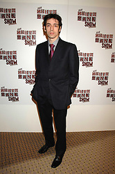 RALF LITTLE at the South Bank Show Awards held at The Dorchester, Park Lane, London on 29th January 2008.<br />