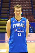 12-03-2011 MILANO ALL STAR GAME 2011 NAZIONALE ITALIANA<br /> IN FOTO: NICOLO MELLI<br /> FOTO CIAMILLO