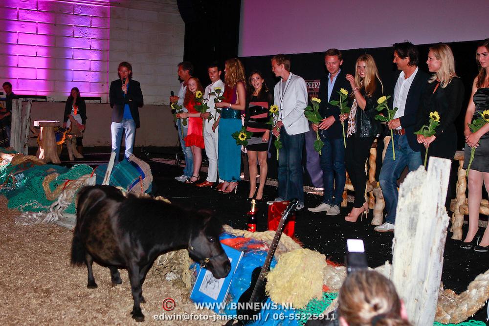 NLD/Amsterdam/20110605 - Premiere Penny's Shadow, cast en crew