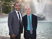 Louisiana Endowment for the Humanities Bright Lights Awards Dinner at Popp Fountain in City Park of New Orleans on May 10, 2018