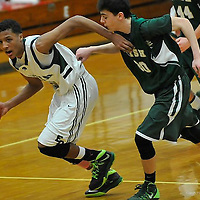 2.22.2014 Elyria Catholic Boys JV Basketball