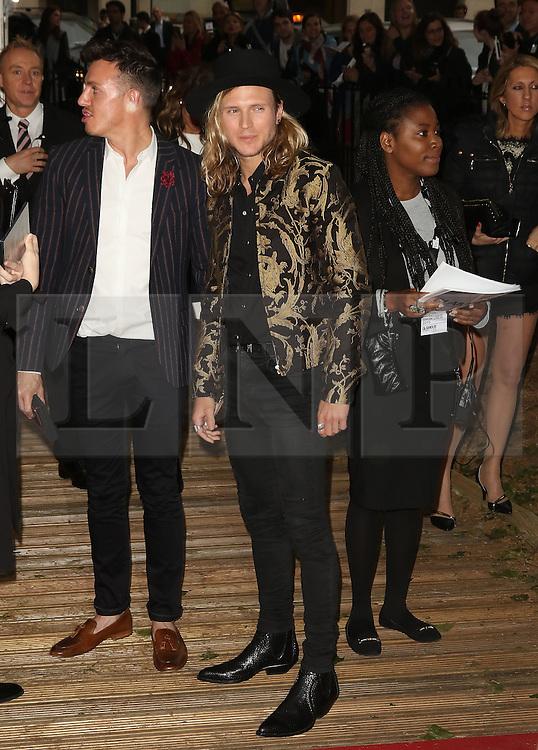 Dougie Poynter, Glamour Women of the Year Awards, Berkeley Square Gardens, London UK, 02 June 2014, Photos by Richard Goldschmidt /LNP © London News Pictures