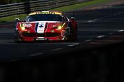 June 14-19, 2016: 24 hours of Le Mans. AF CORSE, , FERRARI 458 ITALIA, François PERRODO, Emmanuel COLLARD, Rui AGUAS, LM GTE AM