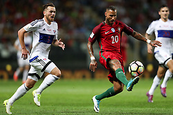 August 31, 2017 - Porto, Porto, Portugal - Portugal's forward Ricardo Quaresma (C) in action during the FIFA World Cup Russia 2018 qualifier match between Portugal and Faroe Islands at Bessa Sec XXI Stadium on August 31, 2017 in Porto, Portugal. (Credit Image: © Dpi/NurPhoto via ZUMA Press)