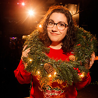 Samantha Ruddy Presents: The Comedy Holiday Album - 11/30/17 - The Creek and The Cave