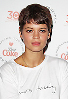 LONDON - January 30: Pixie Geldof at the Diet Coke 30 Years Private Party (Photo by Brett D. Cove)