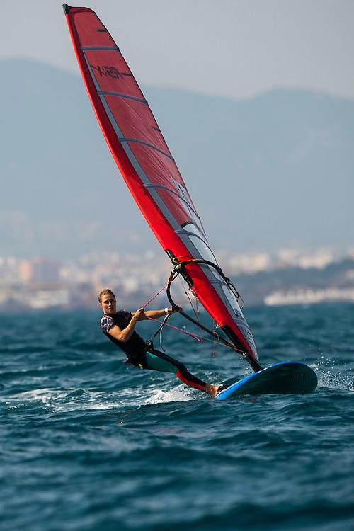 20160326 Mallorca, Spain Finnish sailing team