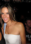 **EXCLUSIVE**.Alessandra Ambrosio..Victoria's Secret 15th Swimsuit Anniversary..Trousdale Nightclub..Beverly Hill, CA, USA..Thursday, March 25, 2010..Photo ByCelebrityVibe.com.To license this image please call (212) 410 5354; or Email:CelebrityVibe@gmail.com ;.website: www.CelebrityVibe.com.