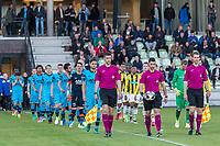 ARNHEM - 27-03-2017, Jong Vitesse - Jong AZ, Sport center Papendal, opkomst