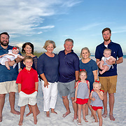 Nuss Family Beach Photos