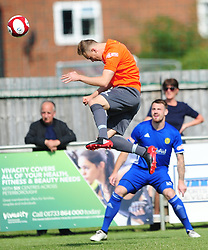 KEIRAN MORRIS STAFFORD RANGERS, Peterborough Sports v Stafford Rangers FA Cup 1st Qualyfying Round Saturday 2nd September 2017.<br /> Score 3-4 Phot:Mike Capps