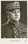 'General Alphonse Joseph Georges (1875-1951) French army officer. Injured in 1914 in World War I, he spent the war on the general staff. Commander of French field armies 1939-1940 in World War II.'