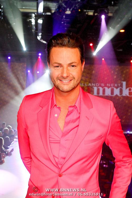 NLD/Hilversum/20111114 - Finale Holland Next Topmodel 2011, Fred van Leer