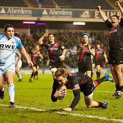 Edinburgh Rugby v Ospreys | RaboDirect Pro12 League | 10 February 2012